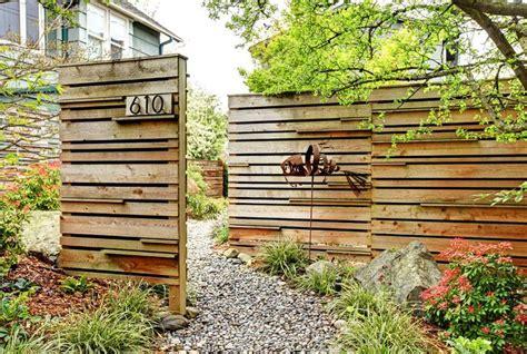 vallas de jardin de madera 10 vallas para el jard 237 n pisos al d 237 a pisos