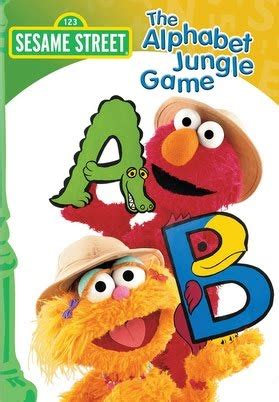Sesame Street: The Alphabet Jungle Game - YouTube Sesame Street Monster Hits
