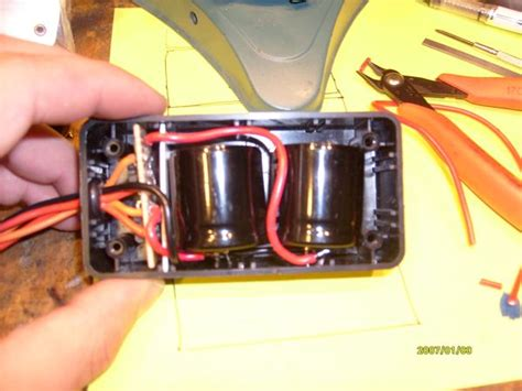 diy hid resistor diy hid capacitor 28 images the capacitor specification is a minimum the bigger the better