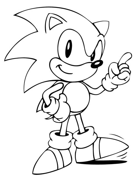 sonic coloring sheets sonic coloring pages coloring home