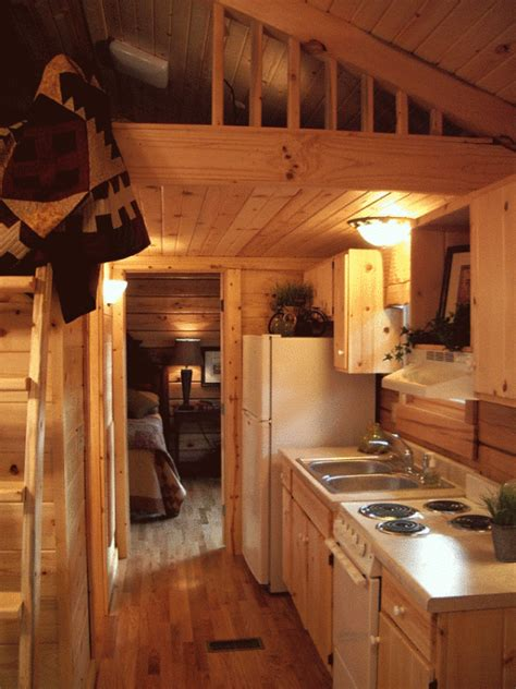 small log home interiors log cabin interior tiny homes on wheels small cabin
