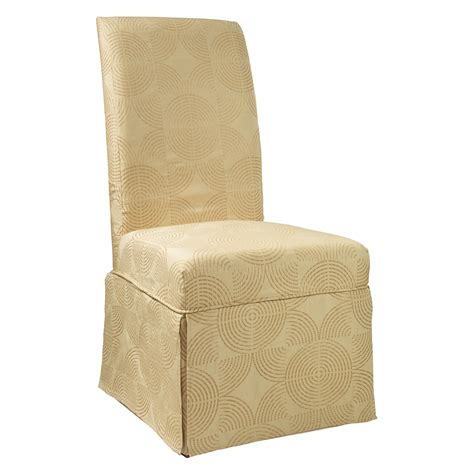 Chair Covers For Dining Room Chairs Dining Chair Slipcovers Ideas