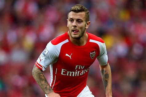 arsenal wage arsenal to double jack wilshere s wages to scare off