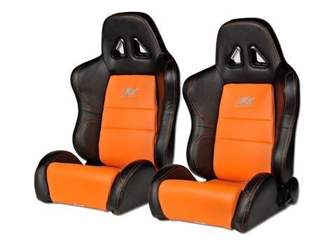 Reclining Sport Seats by Fk Automotive Dallas Reclining Sport Seats Gsm Sport Seats