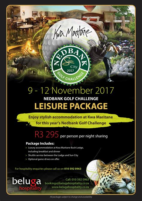 sun city nedbank golf challenge nedbank golf challenge sun city 2017 beluga hospitality