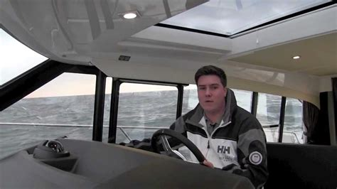 motorboat and yachting videos jeanneau nc14 from motor boat yachting youtube