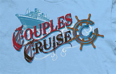 Florida Home Designs branding couples cruise ship logo by greg dampier