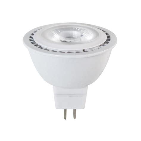 Lowes Led Landscape Lights Shop Kichler 50 W Equivalent Dimmable Warm Whitemr16 Led Landscape Light Bulb At Lowes
