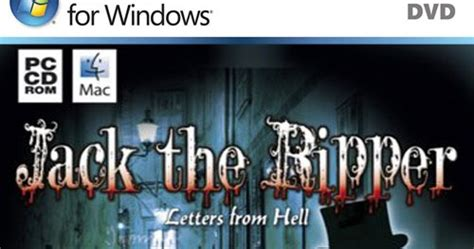 jack the ripper letters from hell cover jpg