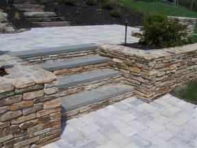 patio retaining wall big retaining walls brick paver showroom of tampa bay patio retaining wall