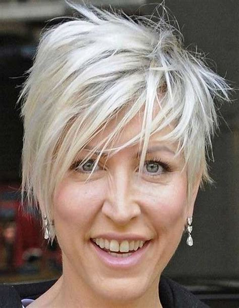 Short Choppy Hairstyles For Women Over 50 Fine Hair | 15 pixie hairstyles for over 50 short hairstyles 2017
