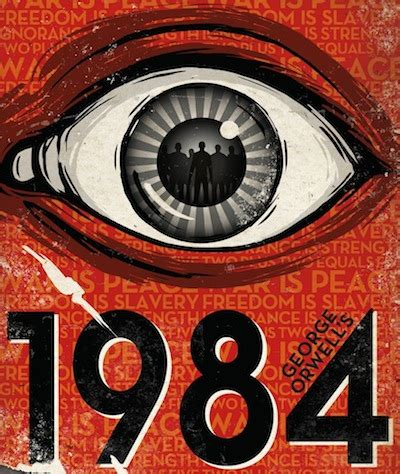 george orwell illuminati how did george orwell see the future when writing 1984 by