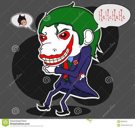 joker tattoo parody inside cartoons illustrations vector stock images