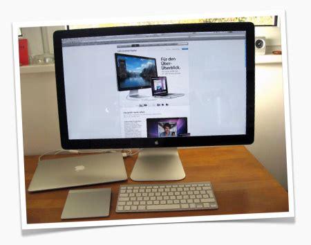 apple cinema display 21 zoll produkttest apple led cinema display 27 zoll cyberbloc