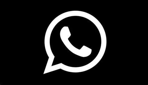 imagenes en blanco y negro whatsapp c 243 mo activar el tema oscuro en whatsapp web lifestyle