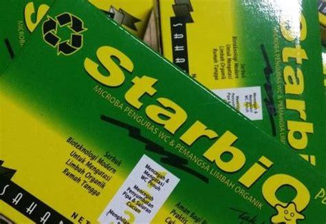 Starbio Plus starbio plus untuk mengatasi septic tank penuh