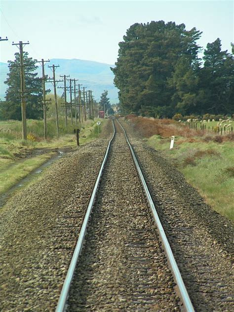 earthquake track the canterbury earthquake images of the distorted railway