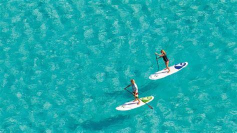 tavole da sup melhores praias para a pr 225 tica de stand up paddle