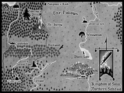 riven the arinthian line volume 2 sever bronny s sneak peek at map for riven the