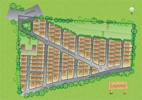 layout of the land 10 things you must check before buying land or plot in india