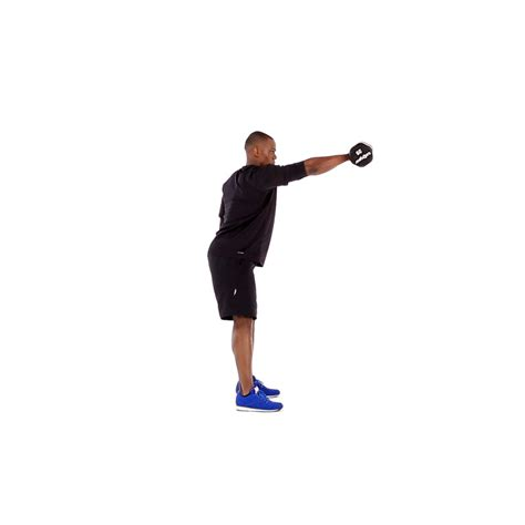 dumbbell arm swings single arm dumbbell swing video watch proper form get