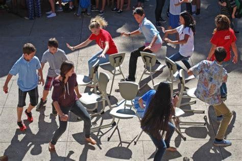 musical chairs ideas
