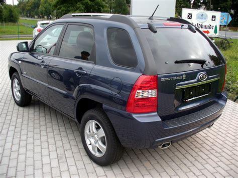 Kia Sportage 0 Kia Sportage 2 0 Rear View Dnextauto Dnextauto