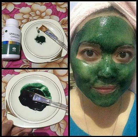 Jual Masker Spirulina Daerah Bandung cara menghilangkan jerawat batu pasir dan bekasnya secara