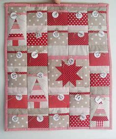 Patchwork Advent Calendar - advent calendar on advent advent
