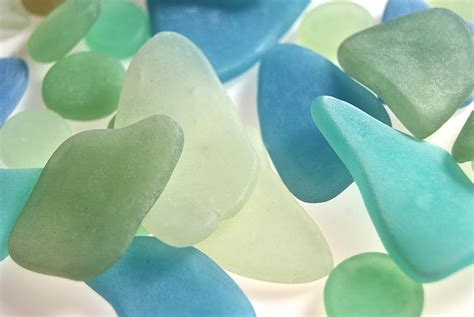 sea glass what is sea glass the blue bottle tree