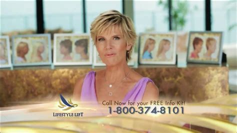 debby boone shill for lifestyle lift lifestyle lift tv commercial results featuring debby