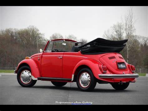 4 Door Volkswagen Beetle For Sale by 1969 Volkswagen Beetle Classic Convertible 4 Speed Manual