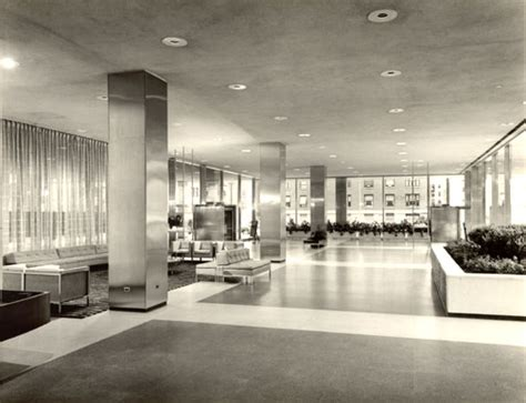 Raymond Interiors by Raymond Loewy 5