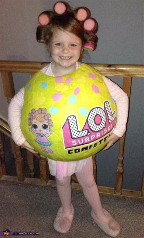 lol doll   ball costume easy diy costumes