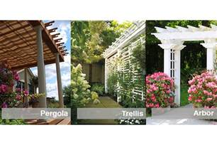 Pergola Or Trellis pergola trellis or arbor how can you tell the difference