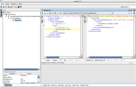 web testing tutorial soapui tutorial for testing web service rest soap