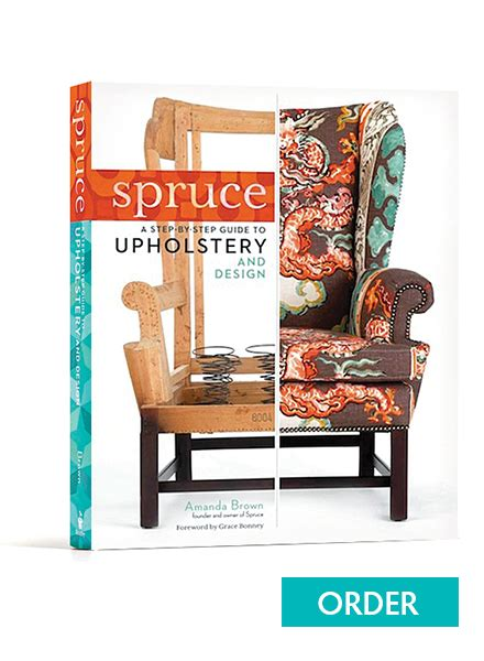 Spruce Upholstery The Book