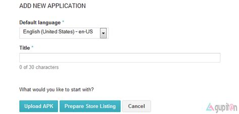 play store upload apk cara upload aplikasi android ke play store gupitan