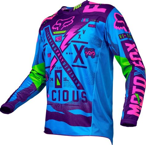 discount motocross gear 32 95 fox racing youth boys special edition 180 vicious