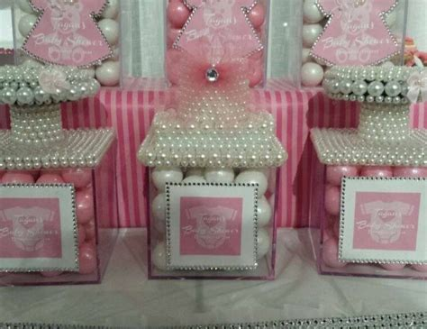 pearl themed events baby shower quot diamonds and pearls quot pearl baby shower