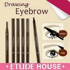 Harga Make Up Merk Benefit review recommend merk untuk eyebrow drawing pencil elasa