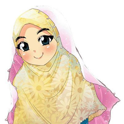 anime muslimah 239 best images about hijaber cartoons on pinterest