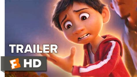coco official trailer coco teaser trailer 1 2017 movieclips trailers youtube
