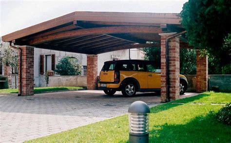 tettoie in muratura carport arco pilastri in muratura landscape