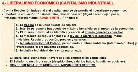 la poca del liberalismo 8498928079 el liberalismo economico