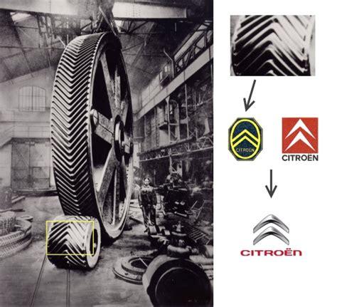 citroen logo history evolucion de los coches el antes y el despues forocoches