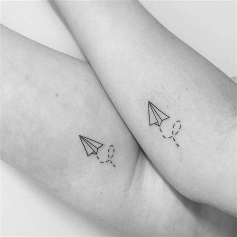 best friend tattoos for bff matching friendship tattoos