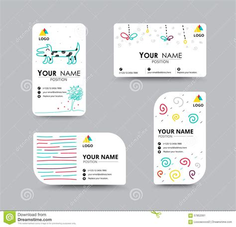 text business card templates business card with design card template corporate card