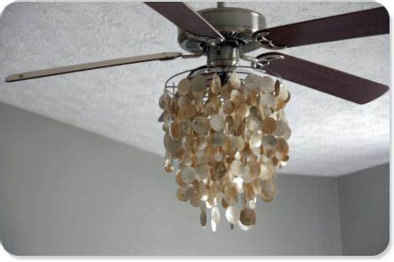 glam ceiling fans diy upgrade to a ceiling fan home diy glam