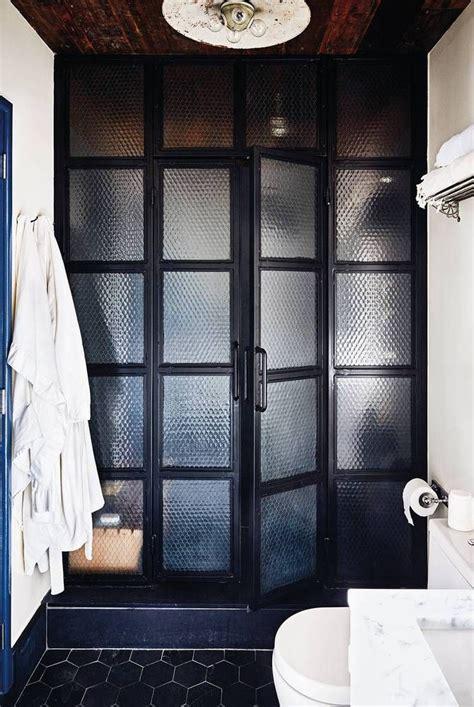 Industrial Shower Door Best 25 Industrial Shower Doors Ideas On Industrial Showers Industrial Bathroom